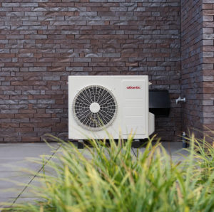 Hybride warmtepompen